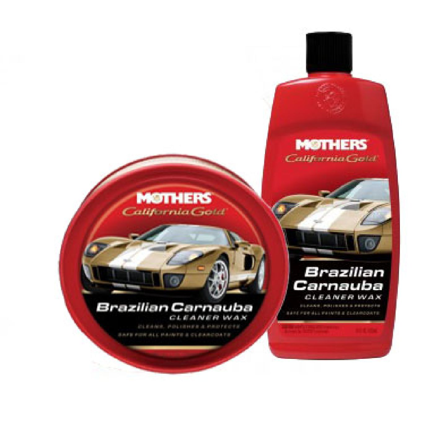 California gold pure brazillian carnauba wax